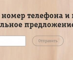 Персональное предложение мобильного интернета от Билайн